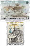 Griechenland 1513-1514 (kompl.Ausg.) Postfrisch 1983 Europa - Unused Stamps