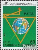 Griechenland 1695A (kompl.Ausg.) Postfrisch 1988 IPTT - Nuevos