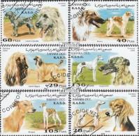 Sahara Ausgabe Der Exilregierung Ohne Gültigkeit Im Int. Postverkehr Gestempelt 1996 Hunde - 1981-84 LS & LSA Prototypes