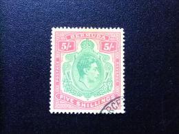BERMUDA - BERMUDES - 1934 - GEORGE VI - Yvert Nº 116A º FU - Bermudas