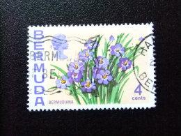 BERMUDA - BERMUDES - 1970 - FLEURS - FLORES  -FLOWERS - Yvert Nº 246 º FU - Bermudas