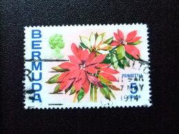 BERMUDA - BERMUDES - 1970 - FLEURS - FLORES  -FLOWERS - Yvert Nº 247 º FU - Bermudas