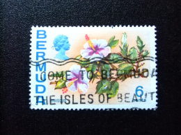 BERMUDA - BERMUDES - 1970 - FLEURS - FLORES  -FLOWERS - Yvert Nº 248 º FU - Bermudas