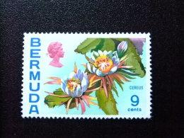 BERMUDA - BERMUDES - 1970 - FLEURS - FLORES  -FLOWERS - Yvert Nº 249 º FU - Bermudas
