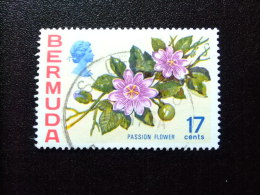 BERMUDA - BERMUDES - 1975 - FLEURS - FLORES  -FLOWERS - Yvert Nº 310 º FU - Bermudas