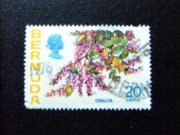 BERMUDA - BERMUDES - 1975 - FLEURS - FLORES  -FLOWERS - Yvert Nº 311 º FU - Bermudas