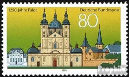BRD (BR.Deutschland) 1722 (kompl.Ausgabe) Postfrisch 1994 1250 Jahre Fulda - Sin Clasificación