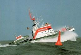 Postcard - Sassnitz Lifeboat, Germany. 65 - Ships