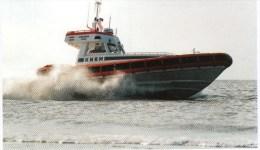 Postcard - Wijk Aan Zee Lifeboat, Netherlands. 31 - Otros