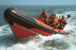 Postcard - Ouddorp Lifeboat, Netherlands. 34