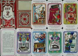 Jeu De Cartes 7 Familles Publicité Pour PHILIPS - état Neuf - Cartes à Jouer