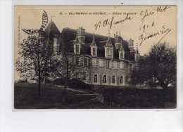 VILLEFRANCHE DE ROUERGUE - Château De CAZELLE - Très Bon état - Villefranche De Rouergue