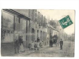 Is Sur Tille Rue General Charbonnel Hotel Misset - Is Sur Tille
