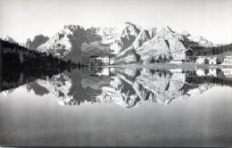 Lago Di Misurina Verso Il Sorapis - Italia