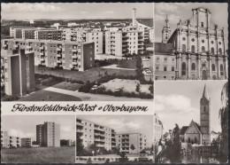 D-82256 Fürstenfeldbruck - West - Mehrbildkarte - Fuerstenfeldbruck