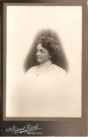 57 DIEUZE DU PHOTOGRAPHE AUGUSTE KROTH  1905 - Personnes Anonymes