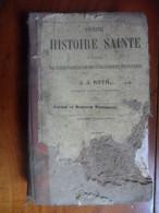 Petite Histoire Sainte  (J.J. Roth)  De 1866 - 1801-1900