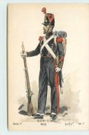 EDITIONS MILITAIRES ILLUSTRÉES - Militaire Français Génie 1845. - Uniformes
