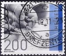 Switzerland 2010 - The Bobbin Lace  ( Mi 2176 - YT 2102 ) - Usati