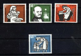 Germany , FRG  , Michel-No. 243-246 , mint set (as per scan) MNH