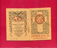 MILITARI - SEMPRE CON TE - AL SOLDATO ITALIANO - - Religione & Esoterismo
