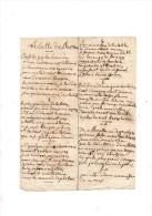 Le Culte Du Buveur.Chanson à Boire D´Adam Billaut,dit Maitre Adam.Menuisier,Poète Et Chansonnier Français.(18e) - Manuscrits