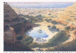 Marseille : La Carrière Saint André (aquarelle De Jean Pattou) Un Million D'images Pour Marseille - Sonstige