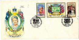 Lesotho - 1980 - The Queen Mother Elizabeth 80th Birthday - Lesotho (1966-...)