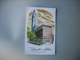 ETATS UNIS OH OHIO COLUMBUS THE DESHLER HILTON - Columbus