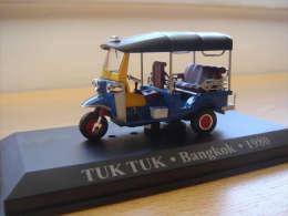 TUK TUK Tricycle Moto Thailande Thailand Taxi 1980 1:43 Altaya - Motos