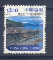 2014 - China  - Naturel Wonders - Gestempeld - Gebruikt