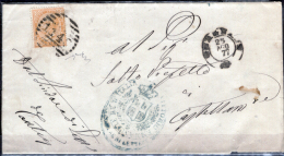 Gragnano-00229f - Piego (senza Testo) - - Storia Postale