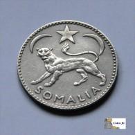 Somalia - 1 Somalo - 1950 - Somalia