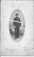Portrait D´un Officier Français Du 89ème R.I Limoges 1 Photo 1914-1918 14-18 Ww1 Wk1 - War, Military