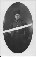 Portrait D'un Soldat Français Du 9ème Zouave Alger 1carte Photo 1914-1918 14-18 Ww1 Wk1 - War, Military
