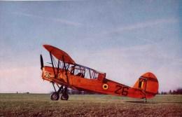 AVIATION MILITAIRE / ARMEE / FORCE AERIENNE BELGE   Biplan SV 4 Bis - 1946-....: Moderne
