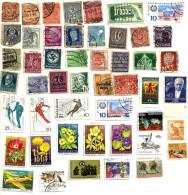 AUSTRALIA ,GERMANY ETC LOT52 MIXTURE OF USED 50 STAMPS INC. GERMAN XIX & EARLY XXc .READ DESCRIPTION!! - Lots & Kiloware (mixtures) - Max. 999 Stamps