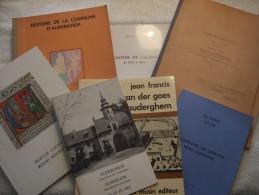 Bruxelles - Auderghem – Ouderghem - Rare Lot Documentaire - Culture
