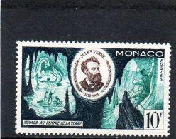 MONACO    10 F     Y&T: 433     Neuf Sans Gomme Avec Charnière - Monaco