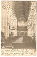 Châtelet     ---   Interieur  De L' Eglise - Ham-sur-Heure-Nalinnes
