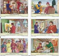Chromos Liebig - Belgische Editie - Ed Belge - Sanguinetti S_1764 - Rogier Van Der Weyden - 1961 - Net Als Nieuw - Comme - Liebig