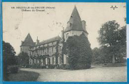 Neuville-les-Decize (carte Circulée) - Château Du Creuset - Sonstige Gemeinden