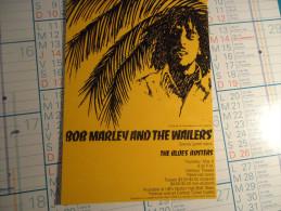 150115A Artiste  Bob Marley - Cantantes Y Músicos