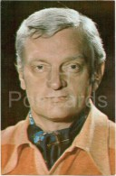 A. Masiulis - Soviet Lithuanian Movie Actor - 1980 - Russia USSR - Unused - Attori