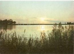 Sunset On The Small Bay - Väike Viigi - Haapsalu - 1990 - Estonia USSR - Unused - Estonie