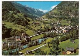 BRANZI - PANORAMA - ALTA VALLE BREMBANA - BERGAMO - 1970 - Bergamo