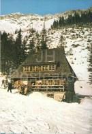 PTTK Shelter On Hala Kondratowa - Mountains - Western Tatras - Tatry Zachodnie - 26-5978 - Poland - Unused - Pologne