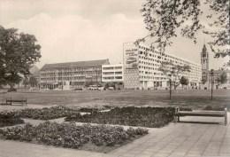 Blick Zur Wilhelm-Pieck-Strasse - Dessau - Germany - Unused - Dessau