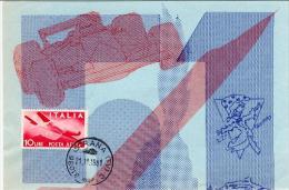 """1981-Italia Depliant Benvenuti """"caserme Aperte"""" Aeroporto Istrana 1981 - 6. 1946-.. Repubblica"""