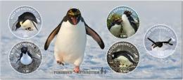 ros1501s Ross Dependency 2014 Penguins of Antarctica s/s